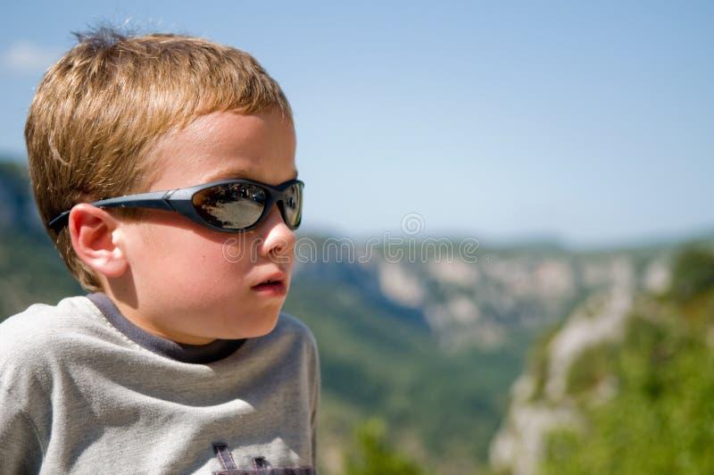 Download Jonge Jongen in Ardeche stock afbeelding. Afbeelding bestaande uit frankrijk - 10776627