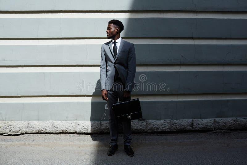 Jonge leider royalty-vrije stock afbeelding