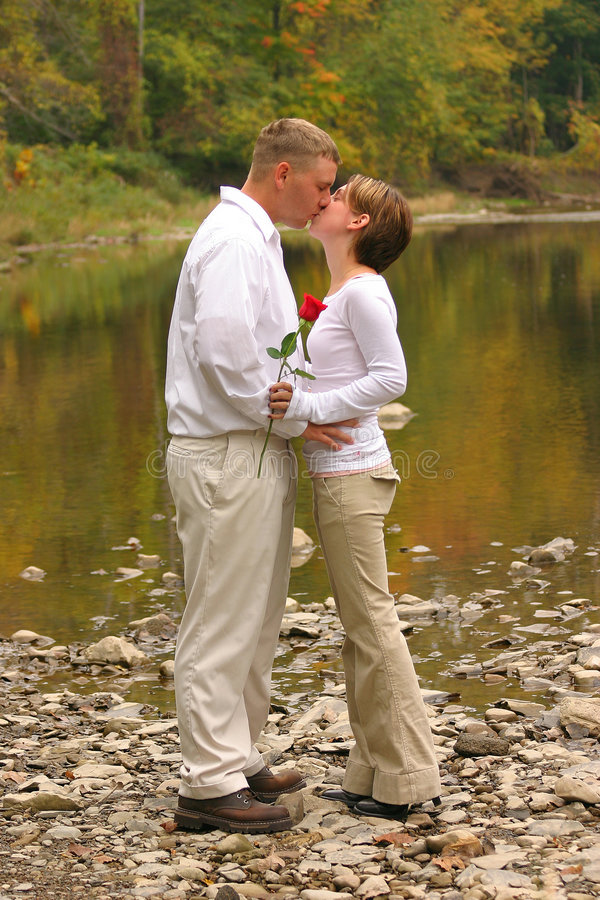 Download Jonge Liefde stock afbeelding. Afbeelding bestaande uit romantisch - 284989