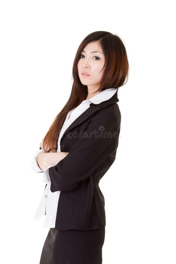 Jonge manager stock fotografie