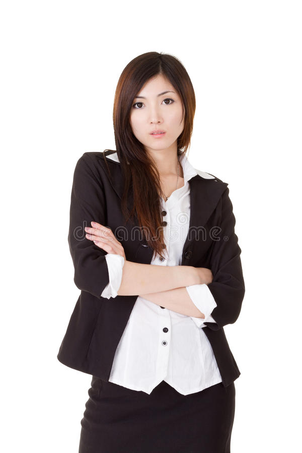 Jonge manager royalty-vrije stock afbeelding