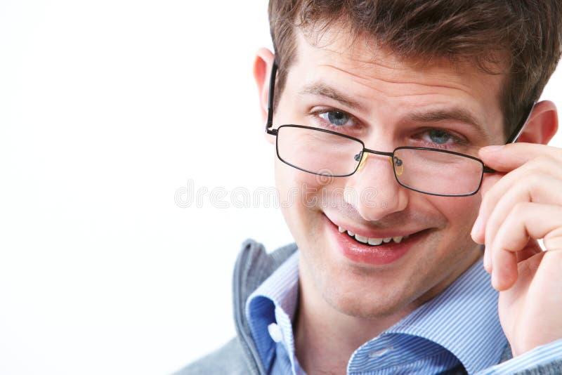 Jonge mens stock foto
