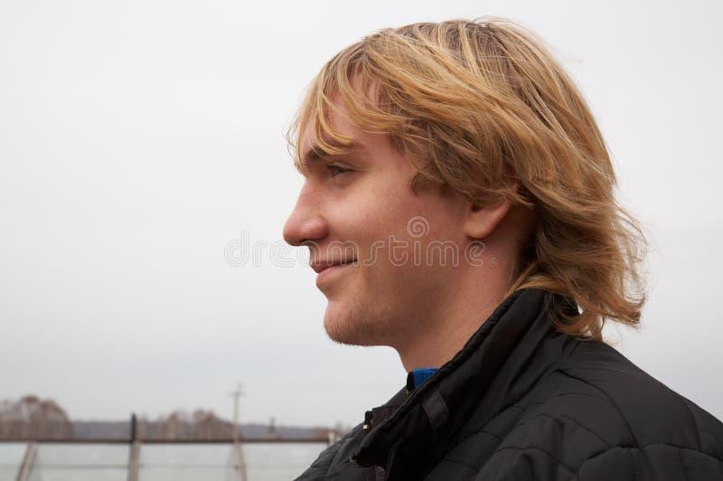 Jonge mens royalty-vrije stock afbeeldingen