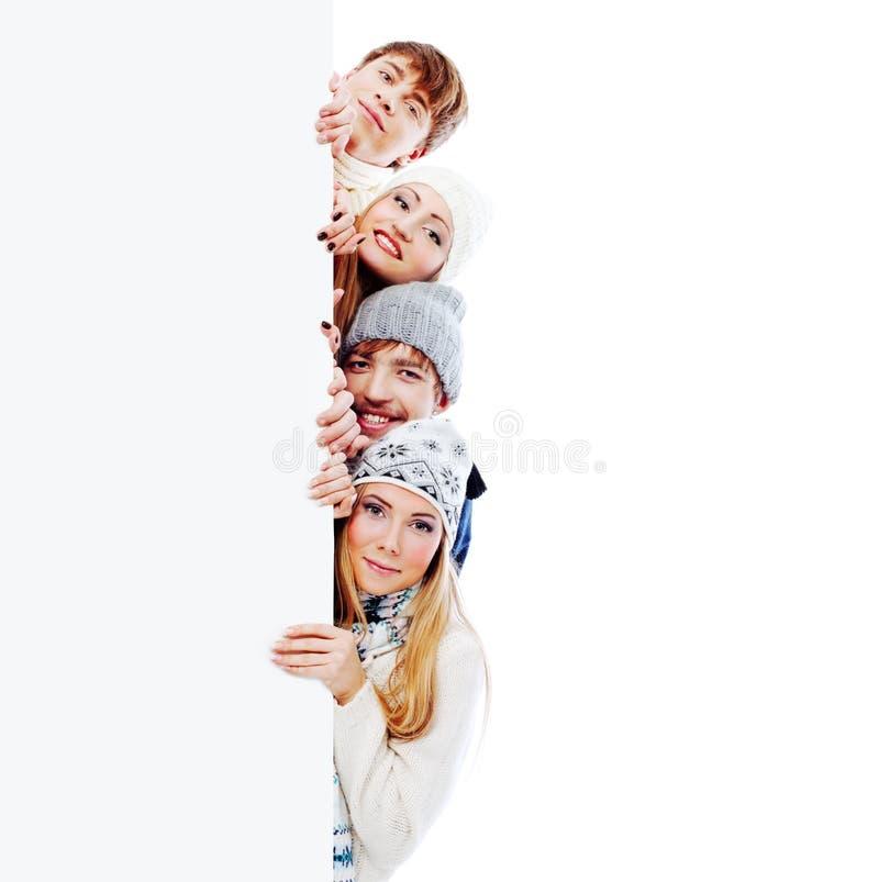 Jonge mensen royalty-vrije stock foto