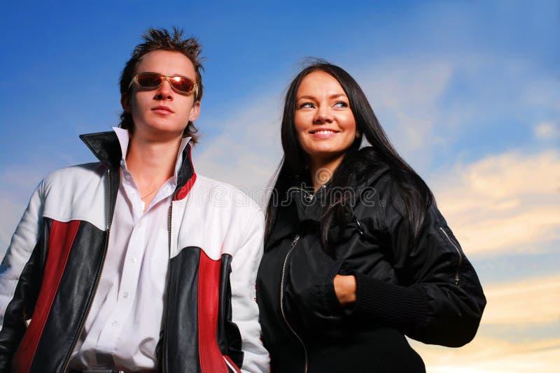 Jonge mensen royalty-vrije stock afbeeldingen
