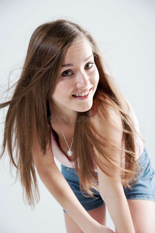 Download Jonge mooie vrouw stock foto. Afbeelding bestaande uit ogen - 29510006