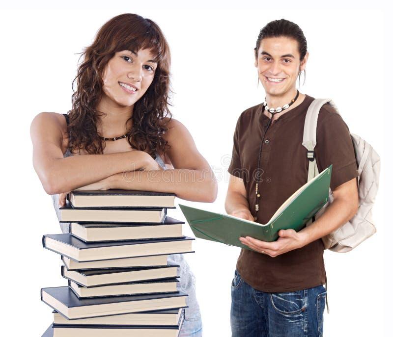 Jonge studenten