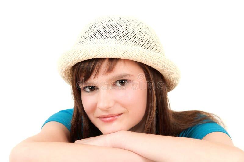 Jonge tiener royalty-vrije stock foto