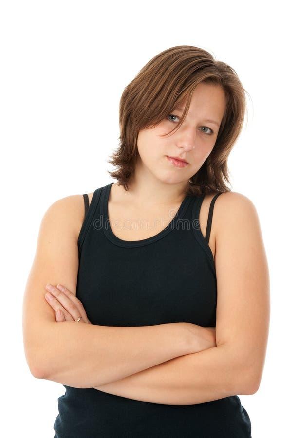 Jonge Vrouw stock foto's