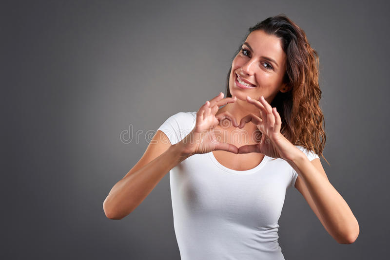 Jonge Vrouw 15 stock fotografie
