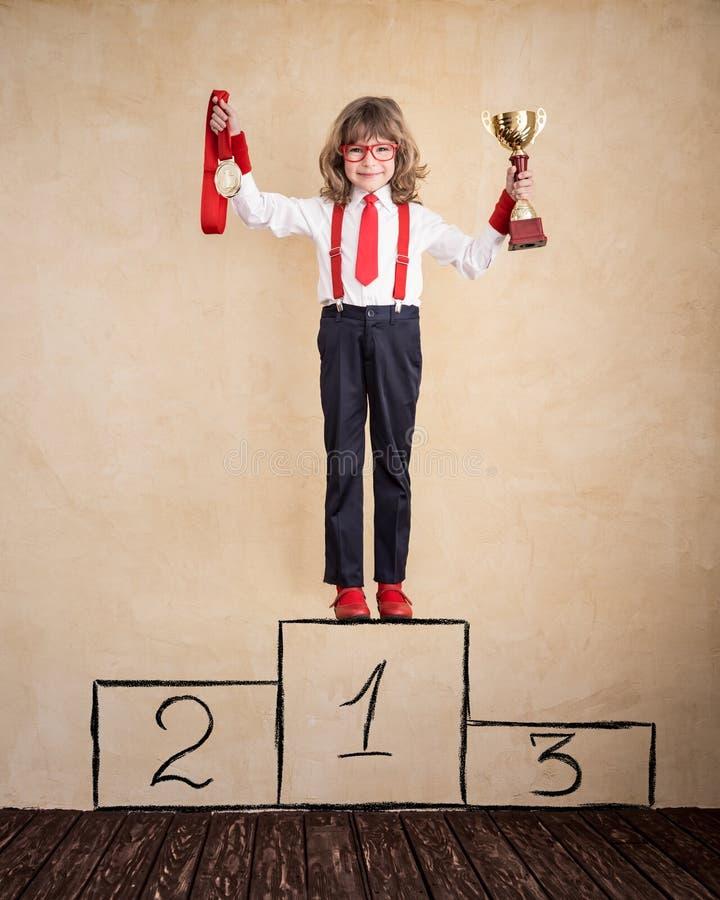 Jonge zakenman royalty-vrije stock foto