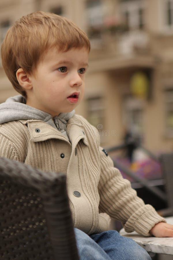 Jongen royalty-vrije stock afbeelding