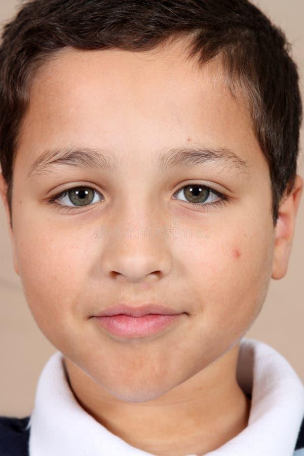 Jongen stock fotografie