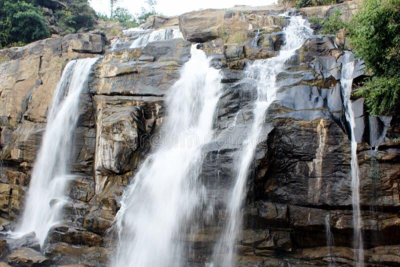 Jonha fällt Ranchi Jharkhand stockbilder