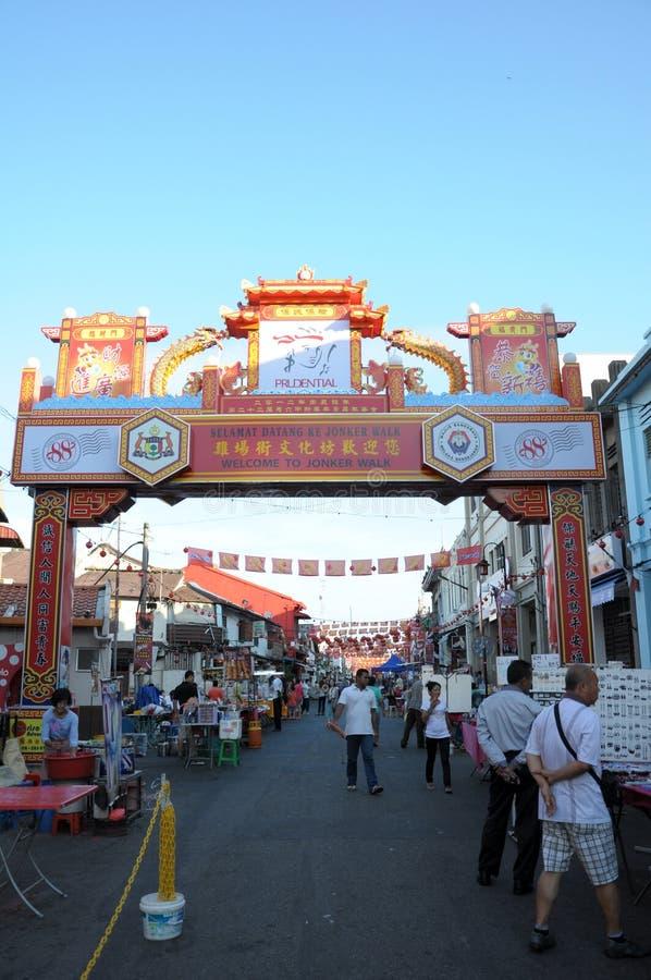 Download Jonker Street Malacca Editorial Image - Image: 23334495