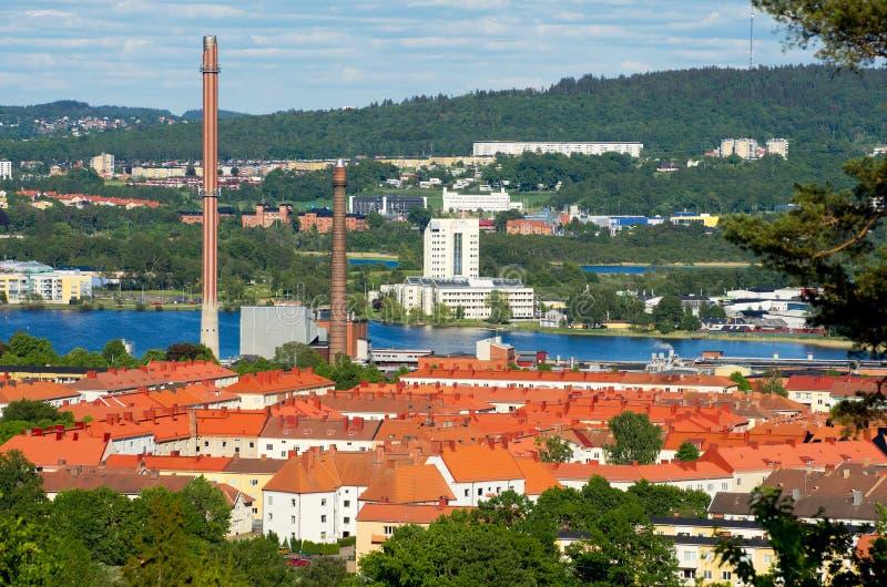 Jonkoping. La Suède images stock