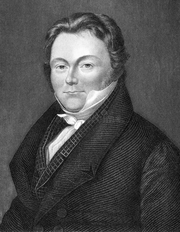 Jons Jacob Berzelius arkivbild