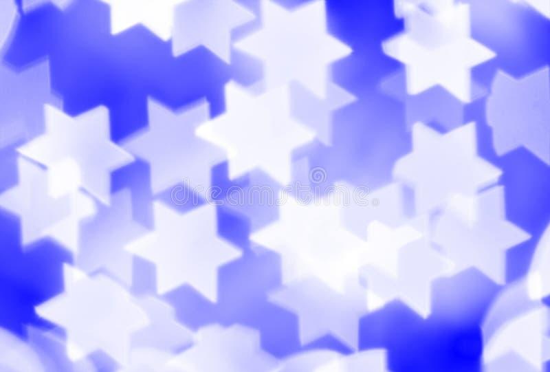 Joodse achtergrond stock foto