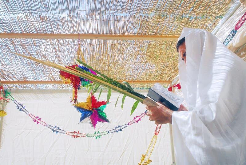 Joodse Vakantie - Sukkot royalty-vrije stock foto's