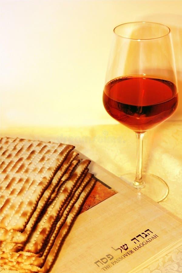 Joodse vakantie van Pascha royalty-vrije stock fotografie