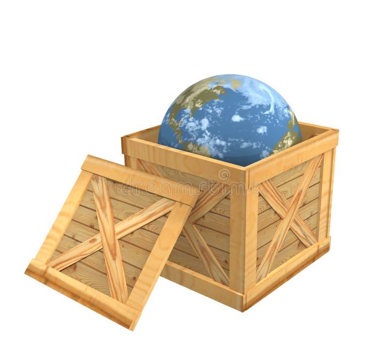 jord stock illustrationer