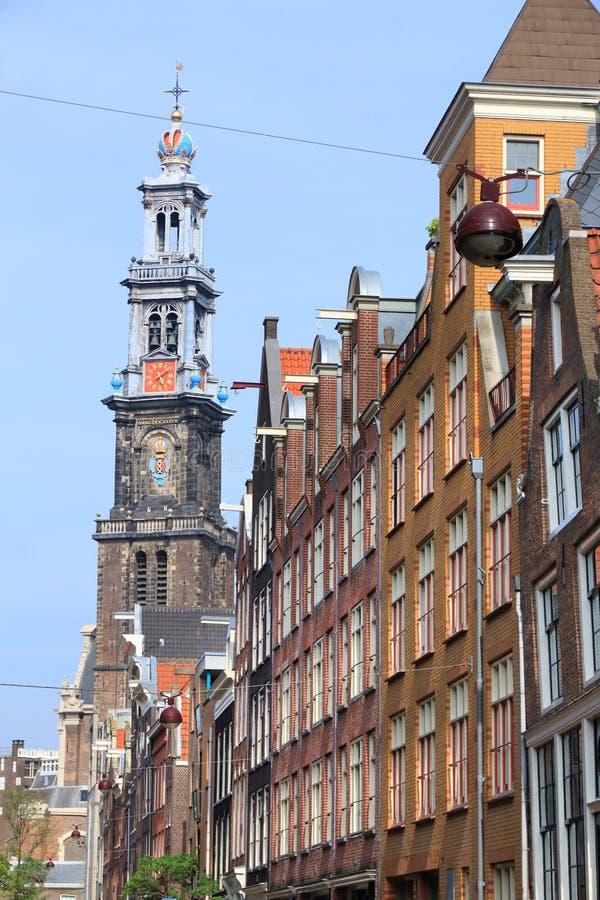 Jordaan, Amsterdam foto de archivo