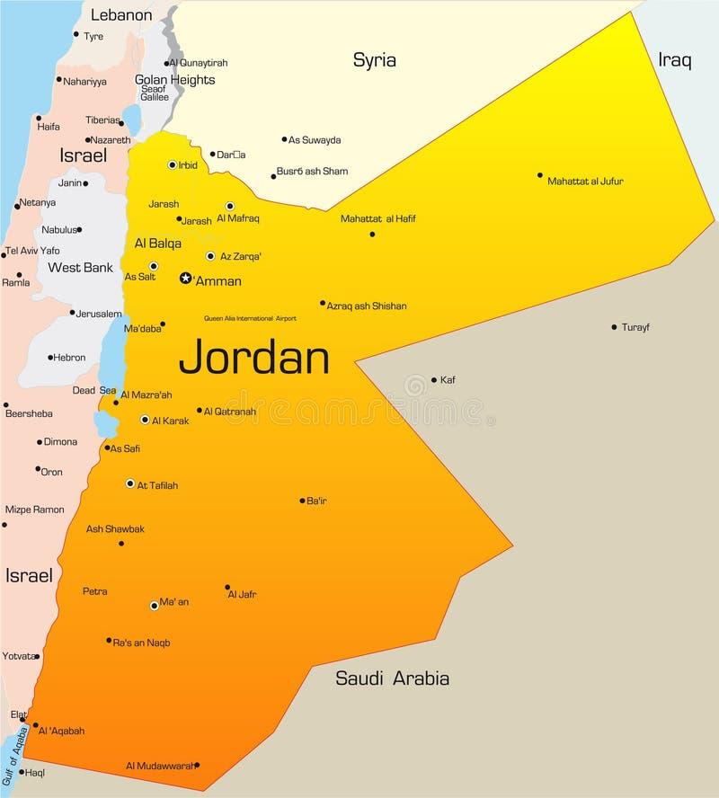 Jordan stock photography