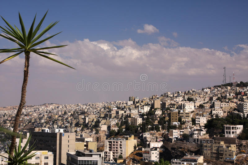 Download Jordan capital stock image. Image of hills, city, travel - 27215519