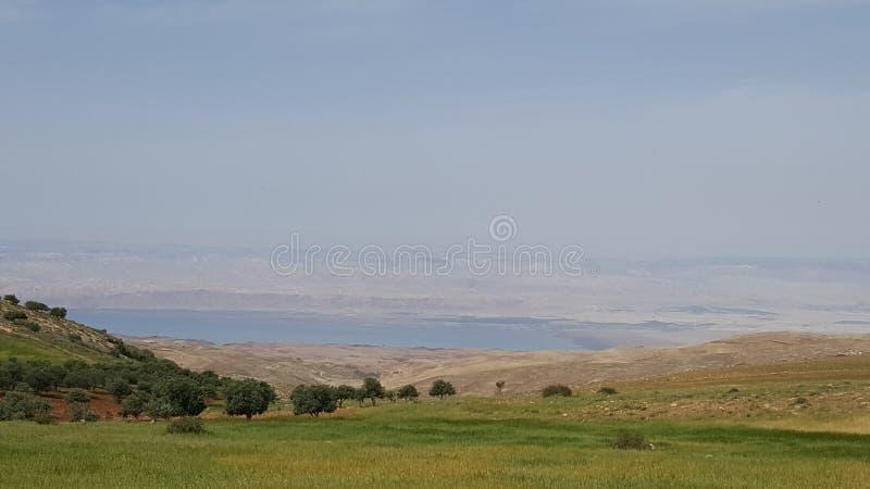 Jordan Countryside fotos de archivo