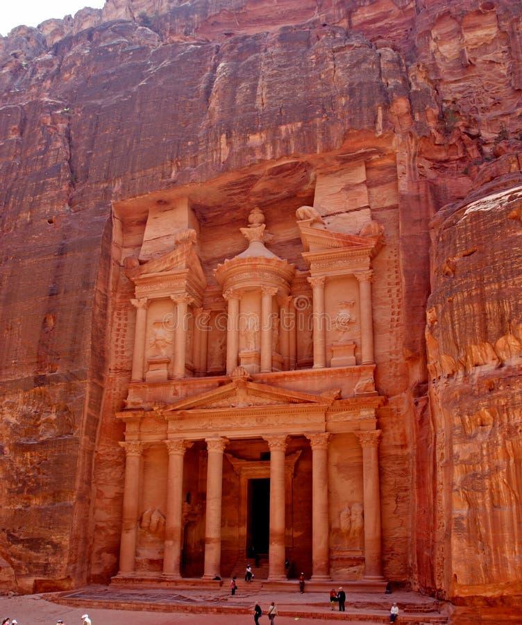 jordan petra obraz royalty free