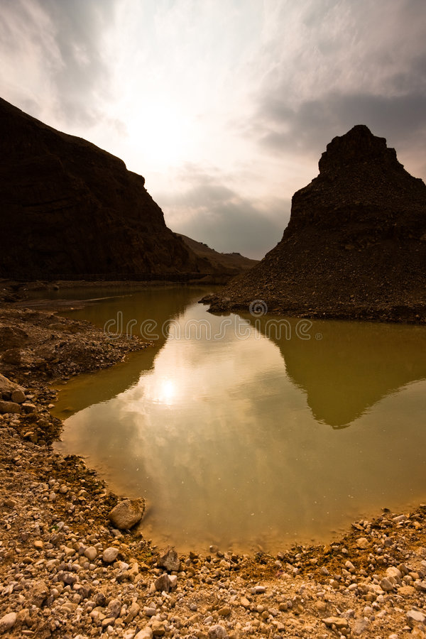 Download Jordan - Remaining Water stock photo. Image of outdoor - 8354888