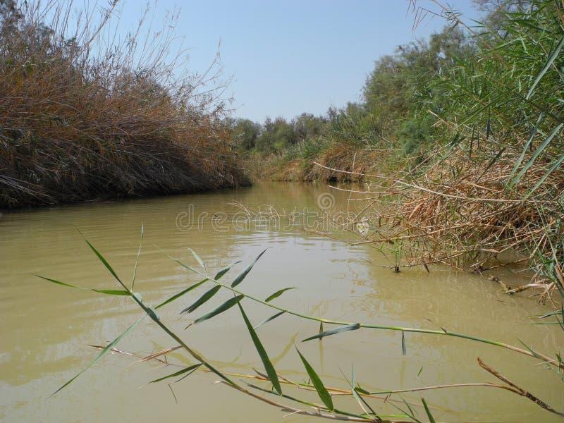 Jordan River, Israël photos stock