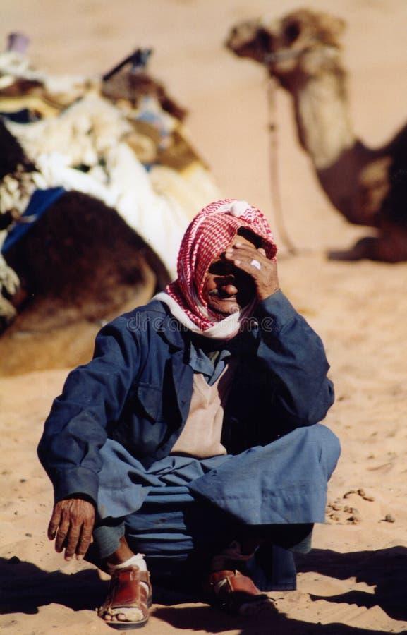 Jordanië royalty-vrije stock foto