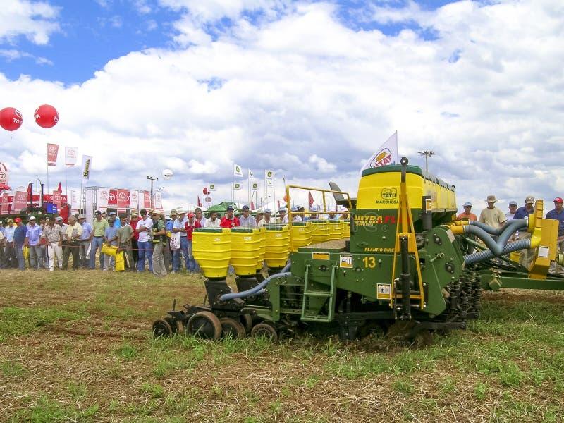 jordbruks- fair arkivbilder