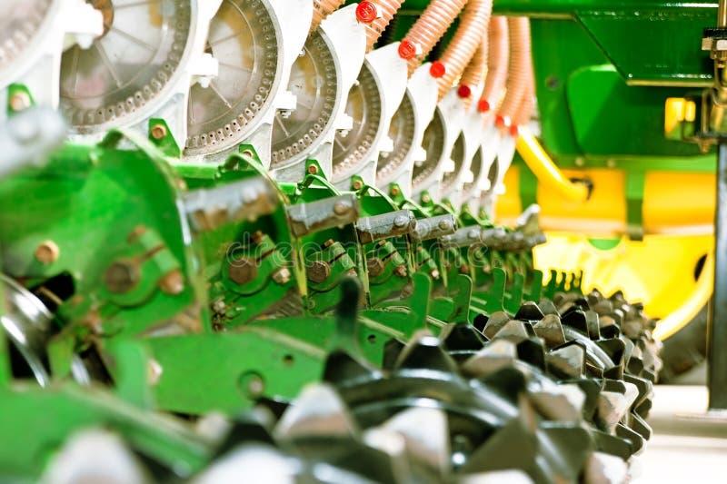 jordbruks- utrustning arkivfoto