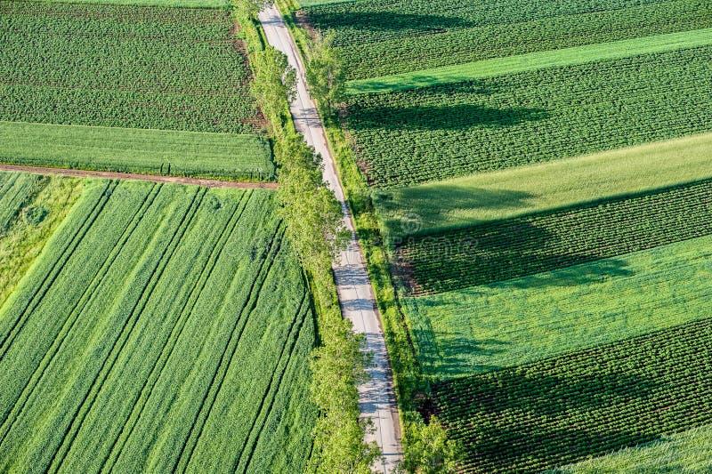 Jordbruksskifte royaltyfria foton