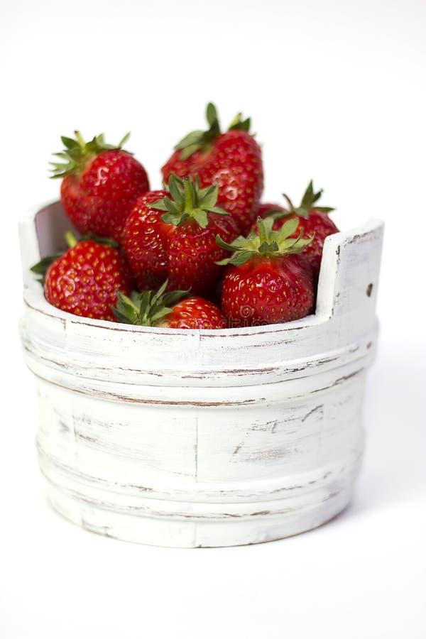 jordgubbar royaltyfria bilder