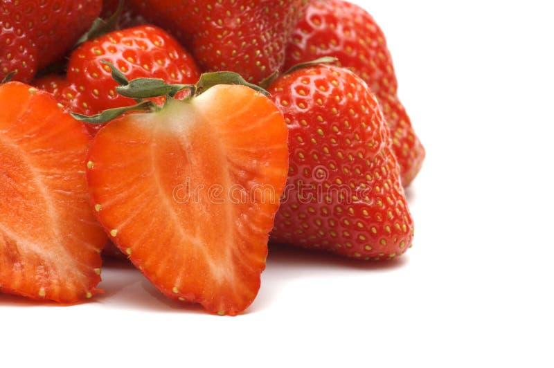 Download Jordgubbe fotografering för bildbyråer. Bild av jordgubbar - 3527803
