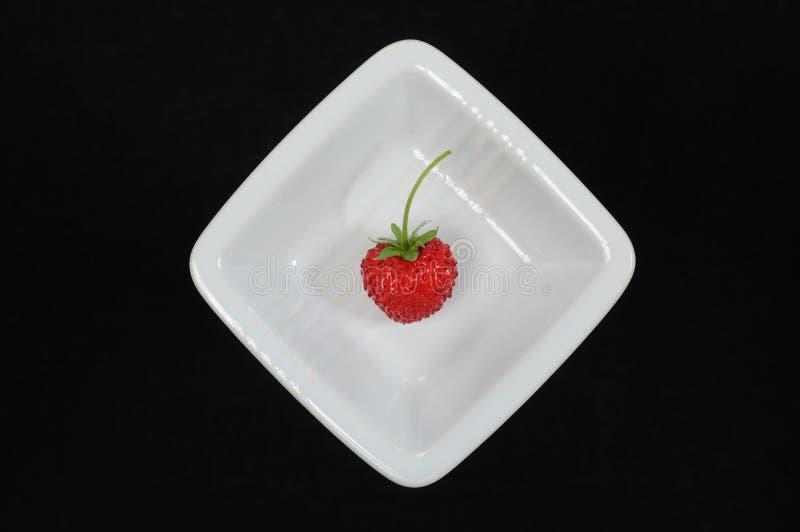 jordgubbe royaltyfria foton