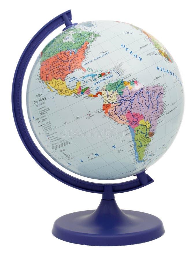 Download Jordklot arkivfoto. Bild av navigering, jord, kontinent - 234682