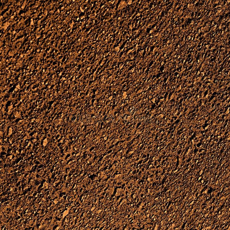 Jordsmutstextur arkivfoto