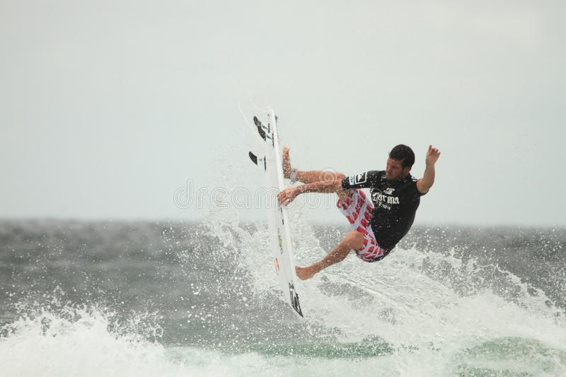 Download Jordy Smith editorial stock photo. Image of professional - 23988063