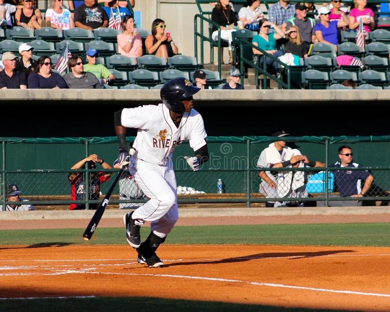 Jorge Mateo, Charleston RiverDogs image libre de droits