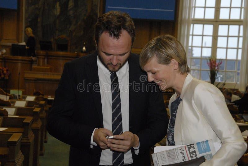 JORGENSEN Y MS DE DAN IDA AUKEN foto de archivo libre de regalías