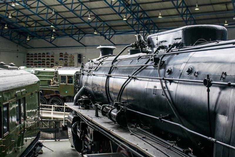 Jork dworca Yorkshire kolejowy rocznik fotografia royalty free