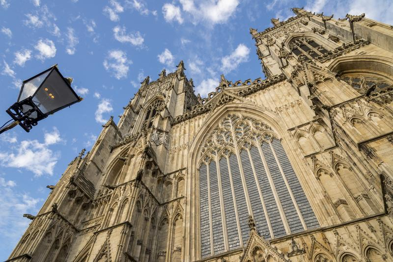 Jork minister - North Yorkshire Anglia obrazy stock