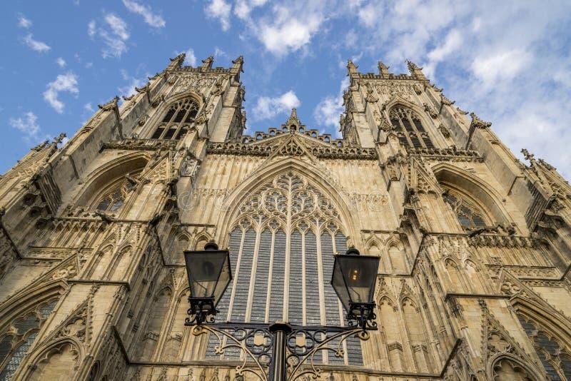 Jork minister - North Yorkshire Anglia zdjęcie stock