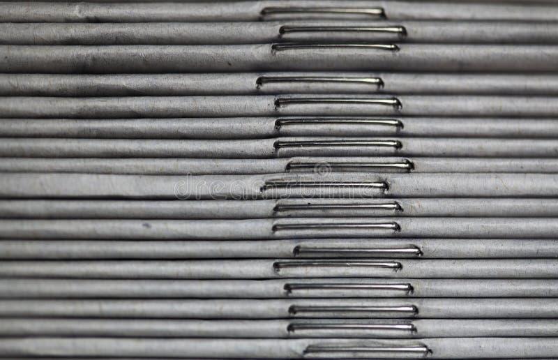 Jornais empilhados prontos para a expedição fotos de stock royalty free