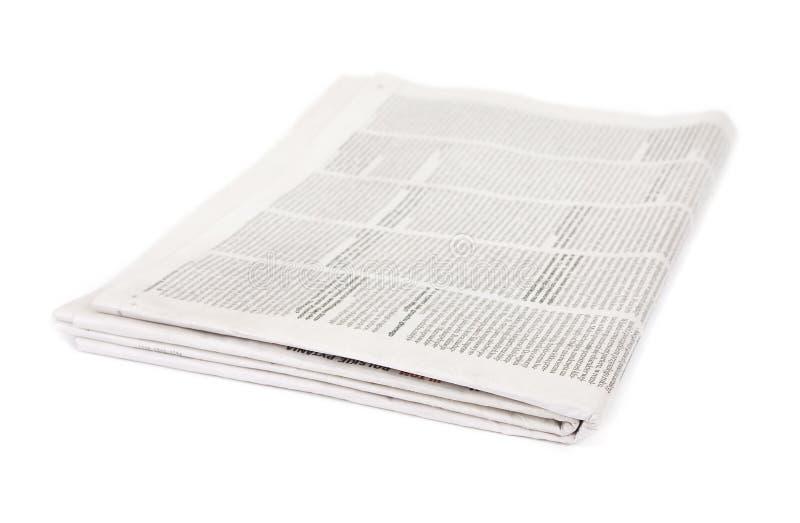 Jornal imagens de stock royalty free