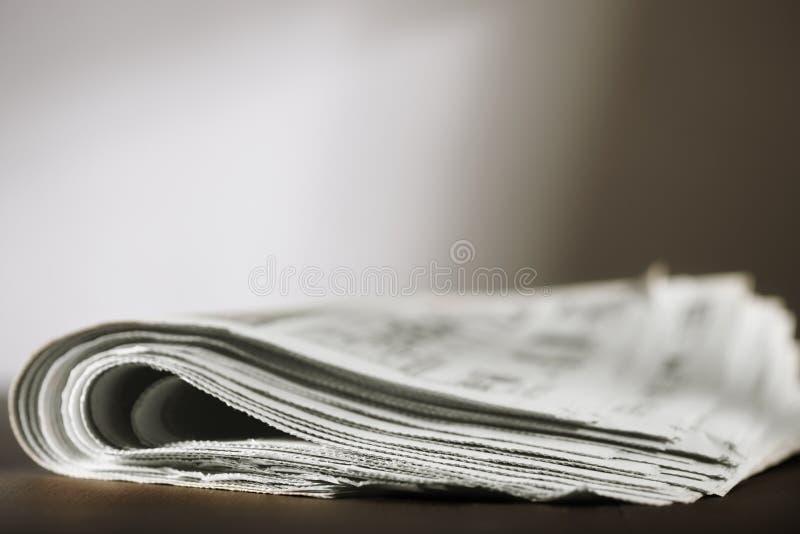 Jornal imagens de stock